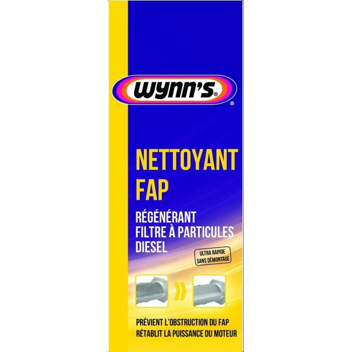 wynn 39 s nettoyant filtres particules moteur diesel 325 ml achat vente additif nettoyant. Black Bedroom Furniture Sets. Home Design Ideas