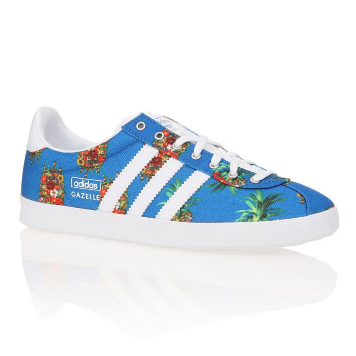 Mode Lifestyle femme ADIDAS Baskets Gazelle Og