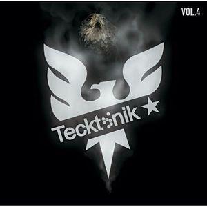 CD COMPILATION TECKTONIK Vol 4