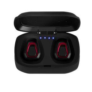 CASQUE - ÉCOUTEURS Écouteurs Bluetooth 5.0 Sans Fil Micro HD Professi