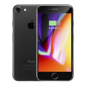 SMARTPHONE RECOND. IPhone 7 32 Go 4G EU Plug Noir Reconditionne