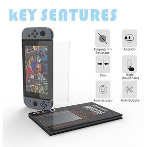 PROTECTION ECRAN JEUX Protection écran Nintendo Switch [Anti-éclatement]