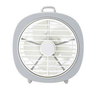 VENTILATEUR Mini ventilateur à pince multifonction USB réglabl