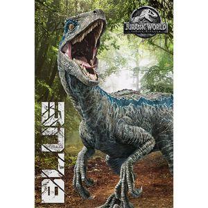 AFFICHE - POSTER Jurassic Park - T-rex - Jurassic World Fallen King
