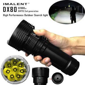 LAMPE DE POCHE IMALENT DX80 XHP70 LED le plus puissant Flood LED