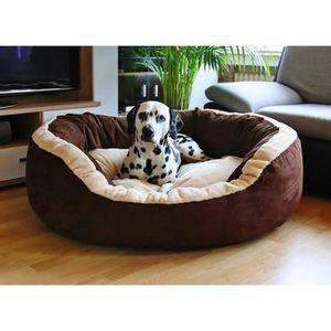 CORBEILLE - COUSSIN Knuffelwuff Lit/panier pour chien Heaven - Extra-d