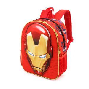 SAC À DOS Appareil photo enfant Karactermania Iron Man Armou