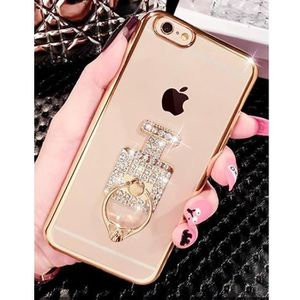 coque iphone 7 bague