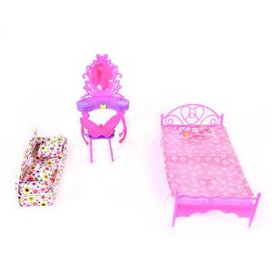 ACCESSOIRE POUPÉE Mode Mignon Barbie Princesse Fille Poupées Maison