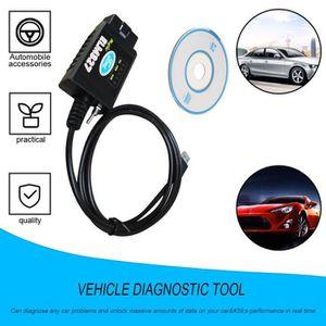 Compatible avec FORSCAN ScanTool OBDLink EX USB Outil Diagnostique Professionnel Valise Diagnostic Auto Pro Multi-Marques