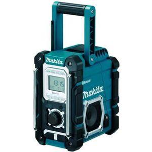 ACCESSOIRE MACHINE Radio de chantier avec fonction bluetooth
