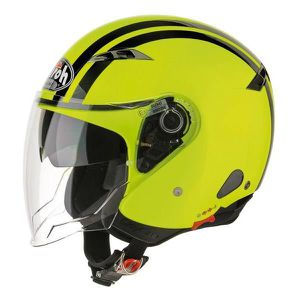 CASQUE MOTO SCOOTER Airoh City One Flash