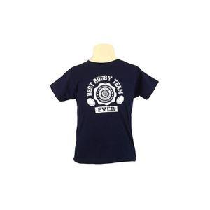 MAILLOT DE RUGBY Tee-shirt - Best rugby team ever - Ultra Petita
