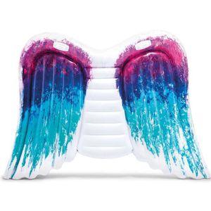 BOUÉE - BRASSARD Intex Bouée gonflable Angel Wings Mat 58786EU   Mu