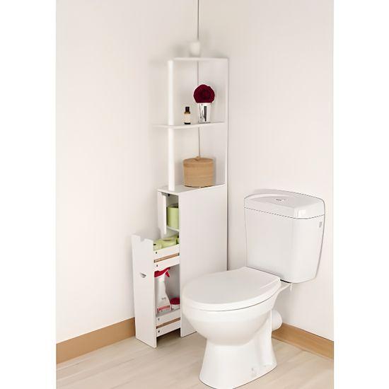 Meuble De Rangement Toilettes Ou Salle De Bains Achat Vente Armoire De Toilette Meuble De Rangement Toilett Soldes Sur Cdiscount Des Le 20 Janvier Cdiscount