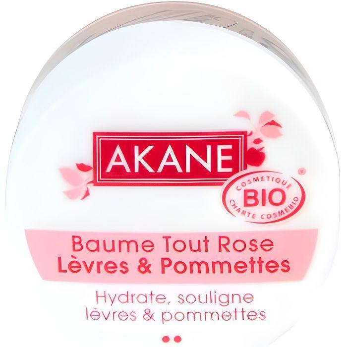 akane baume tout rose bio 12g
