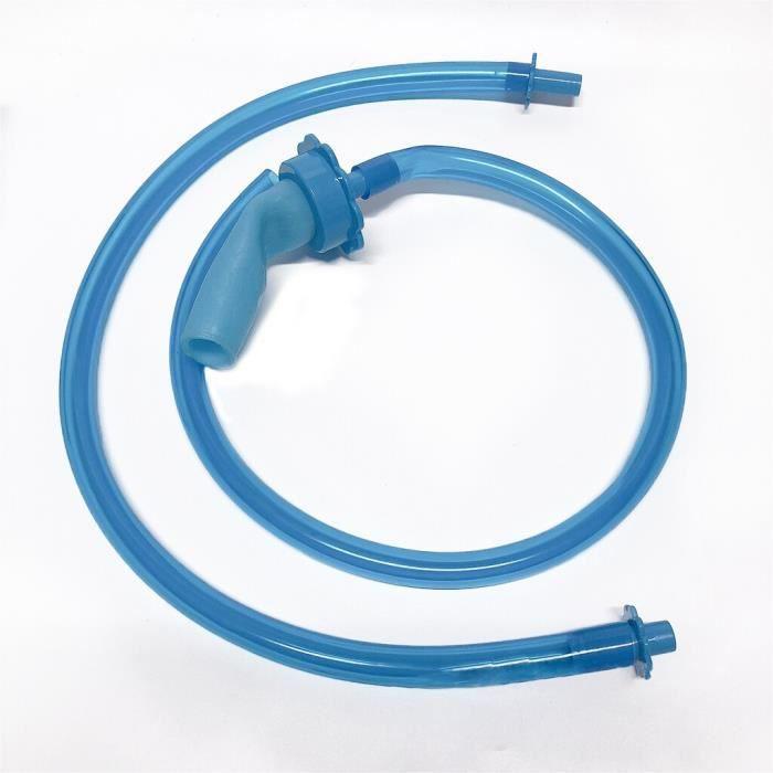 Pommeau de douche,Robinet de rinçage à main en Silicone Pour chiens, chats convient universel pour douche d'animaux - Type blue