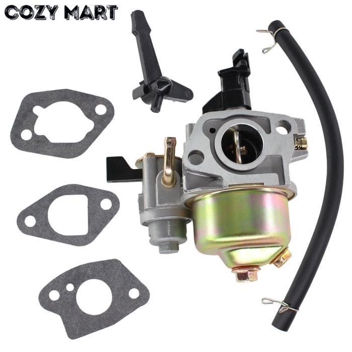 Carburateur pour Honda GX160 Gx168 Gx200 moteur 5.5hp 6.5hp 168F 170F laveuse générateur carburateur avec joint