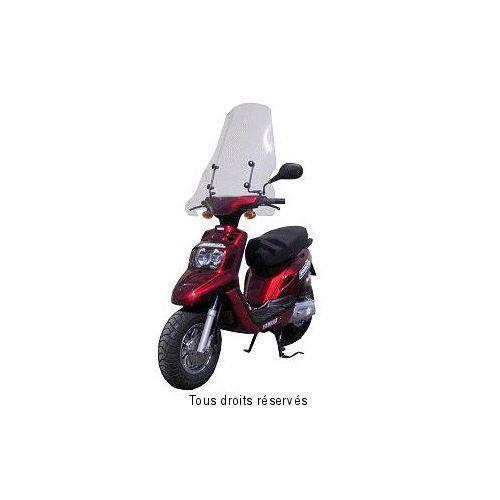 FABBRI - Parebrise Mbk Yamaha Boost.50-Bws Haut Sans Bord