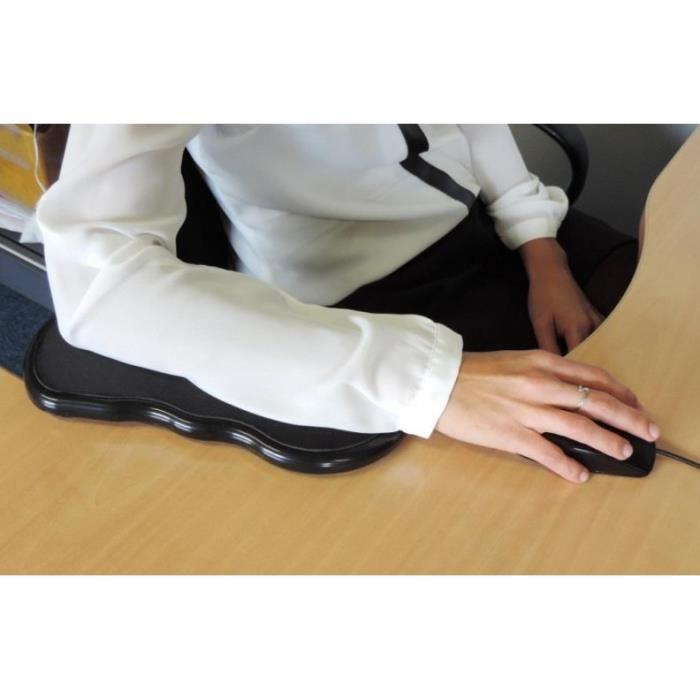 Repose-bras ergonomique HESTEC - ABS et nylon - 13,5 x 29 x 12 cm