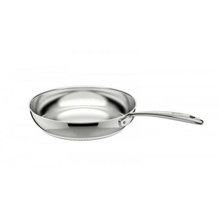 lagostina - poêle inox 20cm - 11116040120