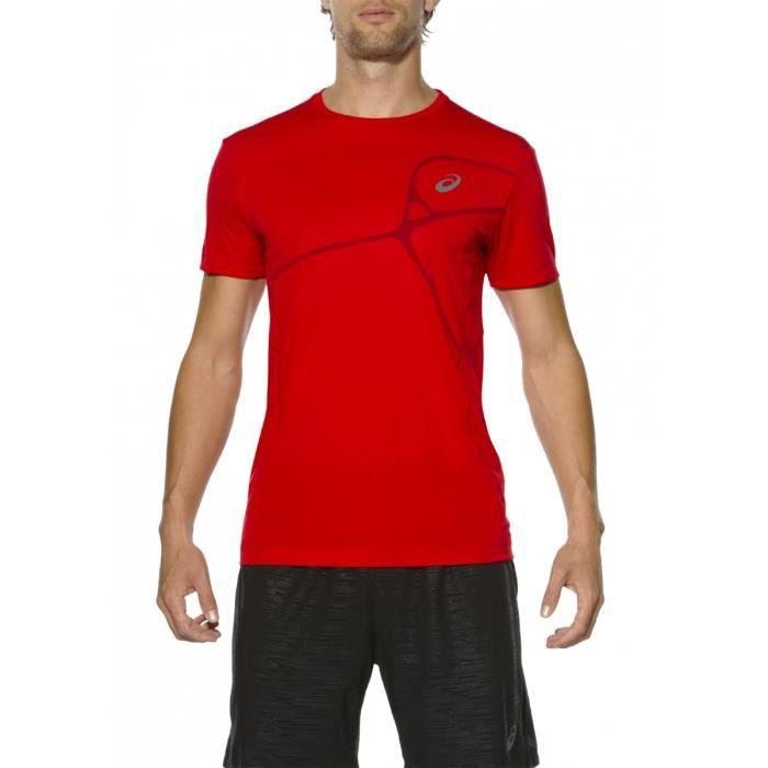 asics T-shirt course à pied Elite