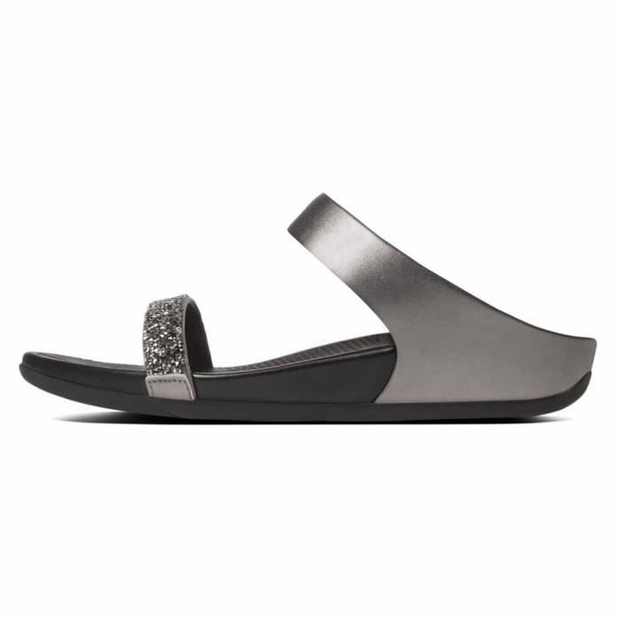 Chaussures femme Sandales Fitflop Banda Roxy Slide