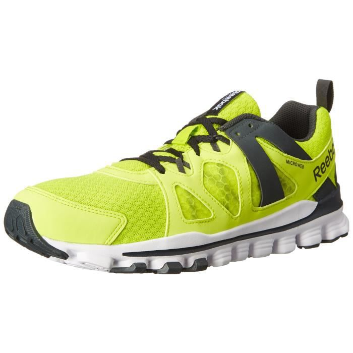 Reebok Men's Hexaffect Run 2.0 Mt Running Shoe YNRJX Taille-45