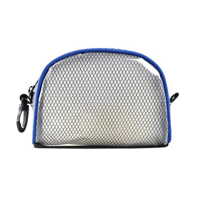 1 PC Crampons Sac De Rangement Élégant Transparent Étanche Pochette D'emballage Cosmétique Changement CHAUSSURES DE FOOTBALL