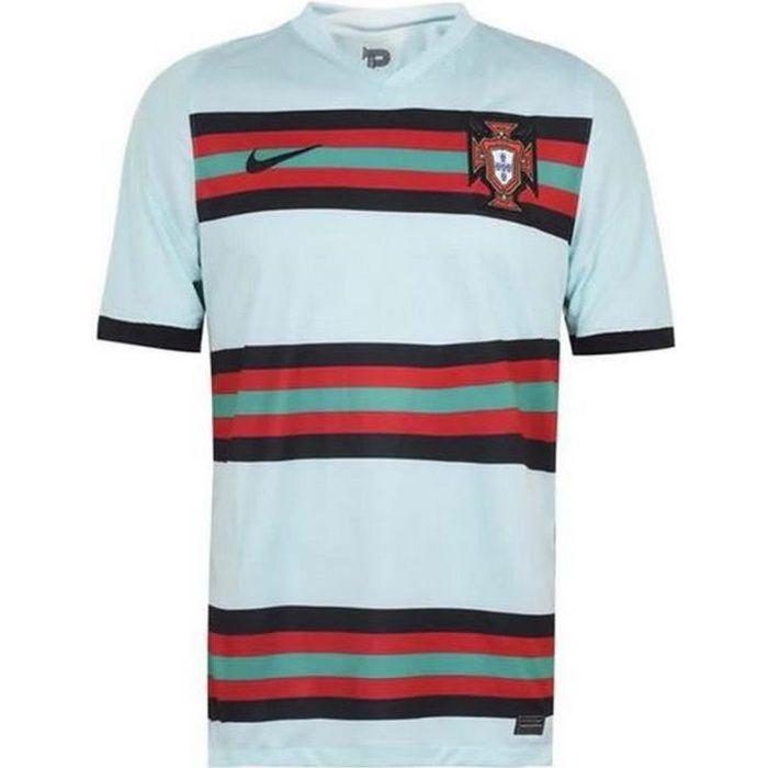 Nouveau Maillot Officiel de Football Homme Nike Portugal Extérieur Euro 2020