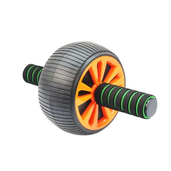 1 Pc AB rouleau de roue équipement de formation antidérapant d'exercice abdominal ab cruncher pour APPAREIL ABDO - PLANCHE ABDO