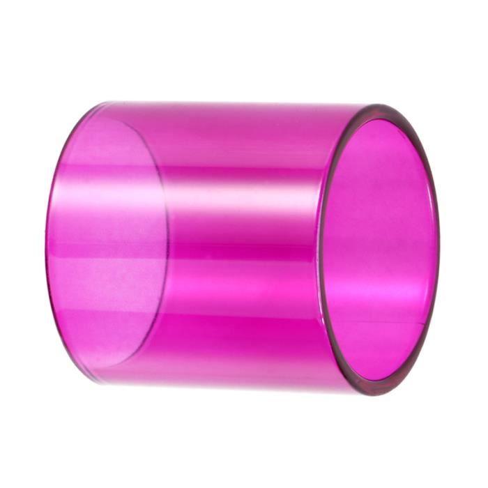 Tube en verre de remplacement TFV8 pour réservoir Smoke Cloud (violet) CIGARETTE ELECTRONIQUE