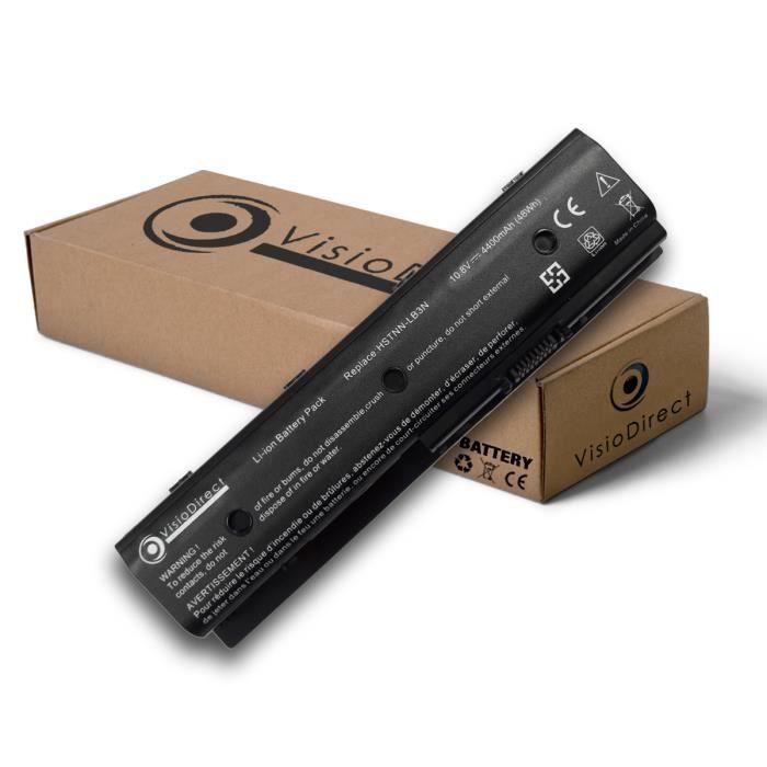 Batterie pour HP COMPAQ MO06 H2L55AA HP ENVY DV4 DV6 DV7 M4 M6 11.1V 4400mah ordinateur portable