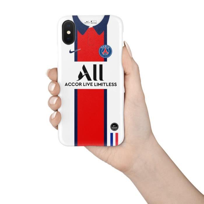 coque silicone psg iphone 12 mini