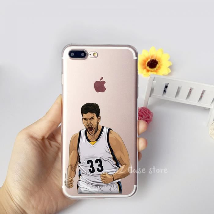 nba coque iphone 7