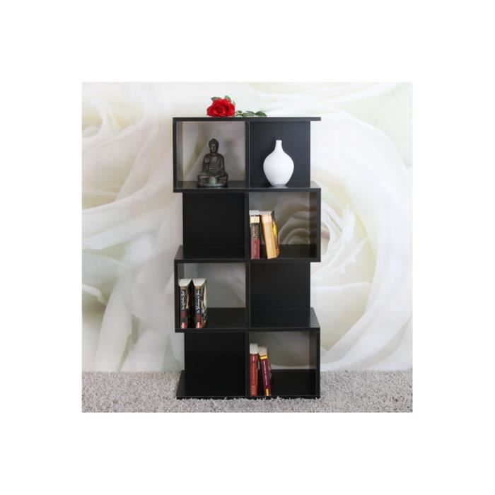bibliotheque destructuree achat vente bibliotheque destructuree pas cher cdiscount. Black Bedroom Furniture Sets. Home Design Ideas