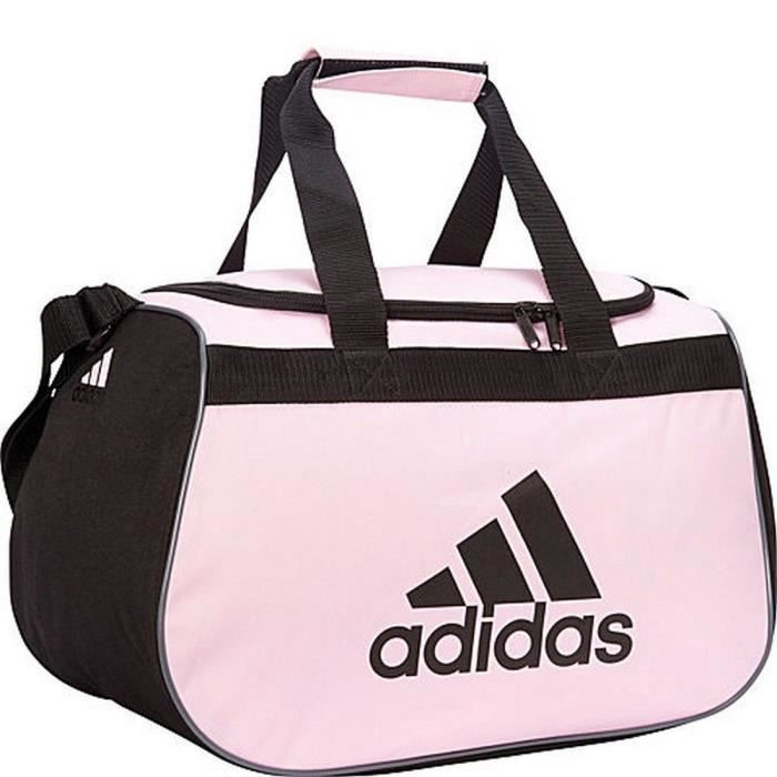 adidas sac de sport rose p le prix pas cher cdiscount. Black Bedroom Furniture Sets. Home Design Ideas