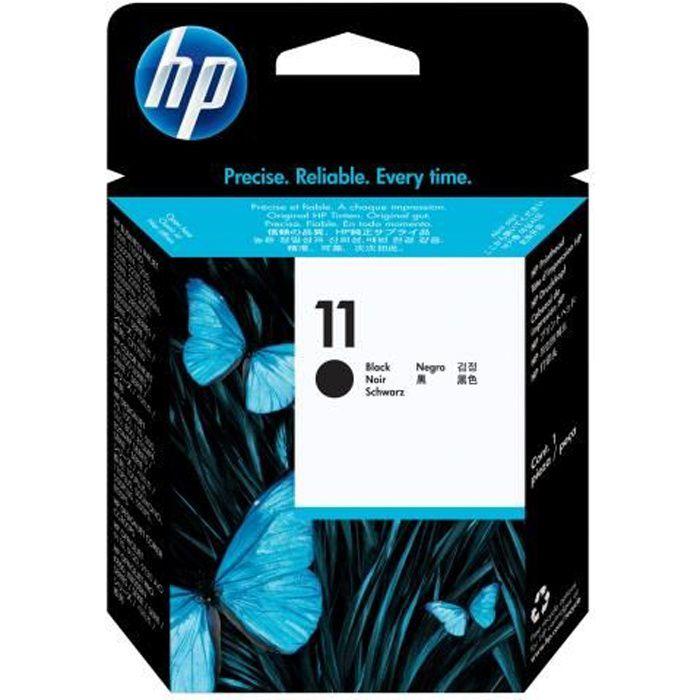 TÊTE D'IMPRESSION HP 11 Noir tête d'impression pour Business Inkjet