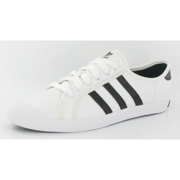 adidas adria low sleek homme gris