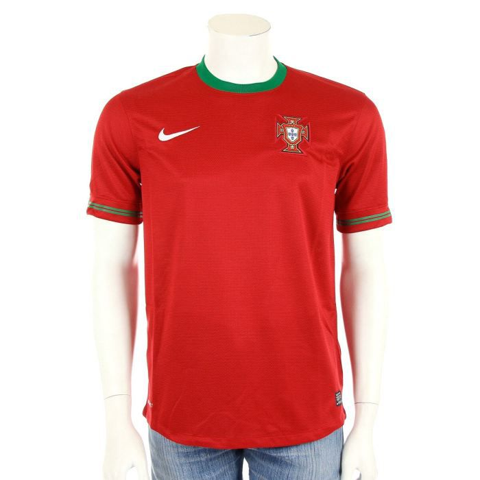 nike t shirt portugal rouge rouge et vert achat vente veste de sport cdiscount. Black Bedroom Furniture Sets. Home Design Ideas