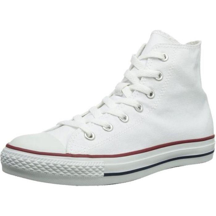 Basket converse blanche - Cdiscount