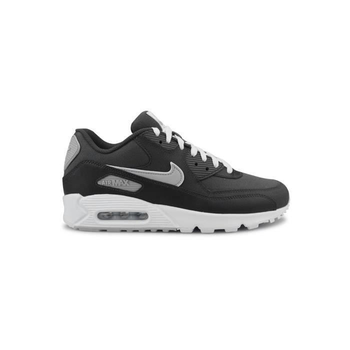 Baskets Nike Air Max 90 Essential Gris.