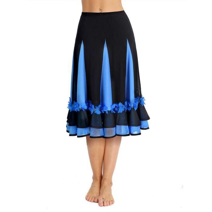 JUPE Tutu Robe Ballet Femme Jupe Danse Classique Latine