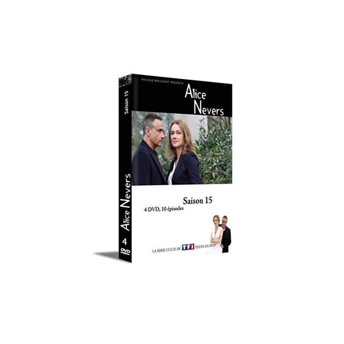 dvd alice nevers saison 13