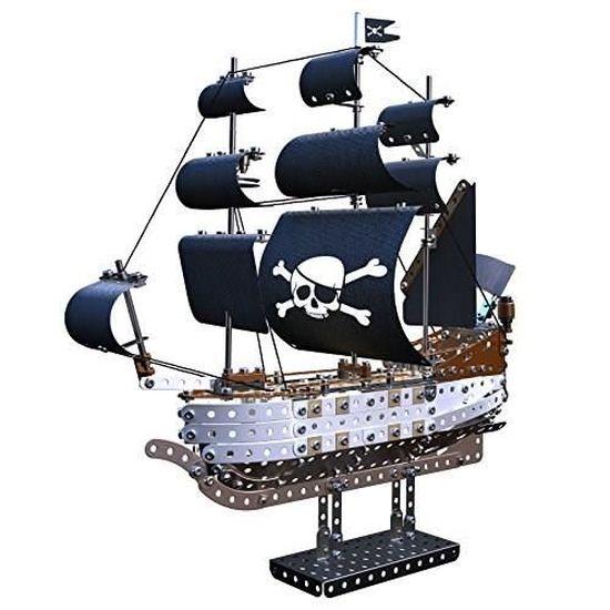 Bateau Pirate Meccano 6026721 Jeu de Construction