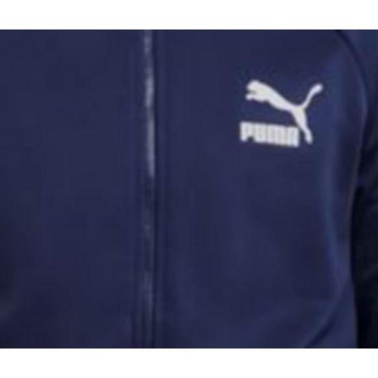 Jogging Homme Puma Bleu Marine