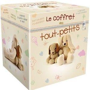 CD COMPILATION LE COFFRET DES TOUT-PETITS