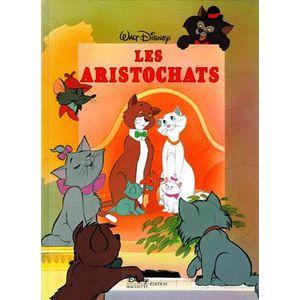 Aristochats Chatons jouant Disney Classic Femme Blanc Débardeur