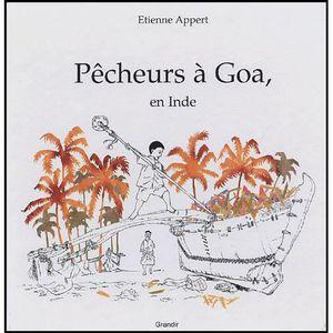 Livre 6-9 ANS Pêcheurs à Goa