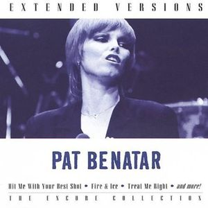 CD POP ROCK - INDÉ Pat Benatar - Extended Versions